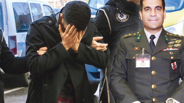 FETÖ'cü olduğunu itiraf eden Yüzbaşı Burak Akın serbest bırakıldı