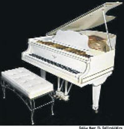 Elvis Presley'in piyanosu  1.5 milyon dolara satılacak
