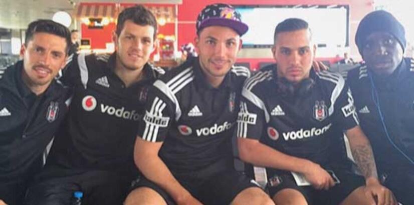İşte Beşiktaş'ın Trabzon kadrosu