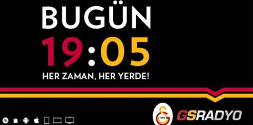 Galatasaray Radyo, yayın hayatına başlıyor