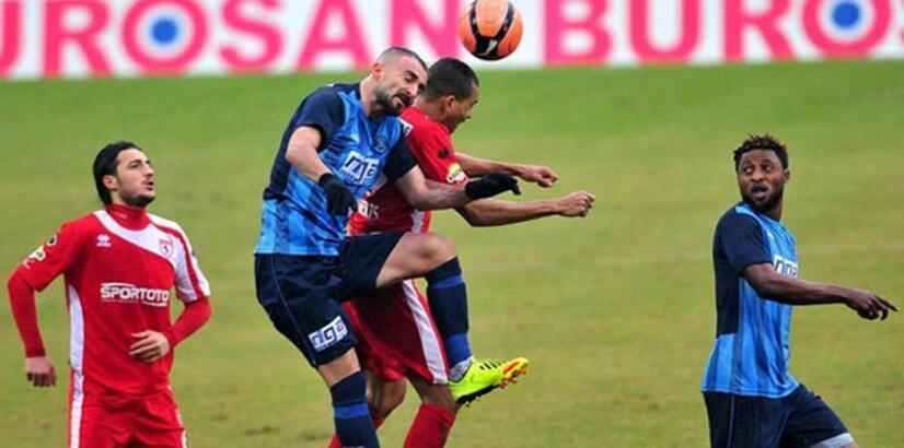 Adana Demirspor Samsunspor maç sonucu ve özeti