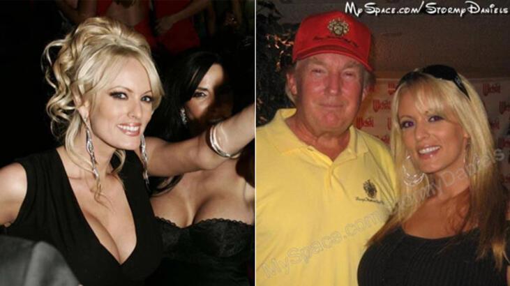 ABD bu iddiayı konuşuyor: 'Porno yıldızı, Trump'un yatak sırlarını anlattı!'