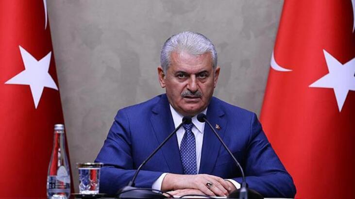 Başbakan Yıldırım'dan Samsat'taki depremle ilgili flaş açıklama