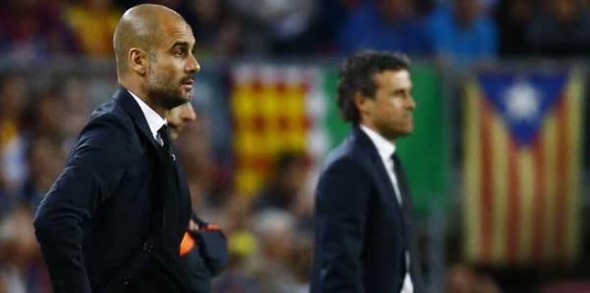 """Guardiola: """"Sahadaki oyun ve skor adil değil..."""
