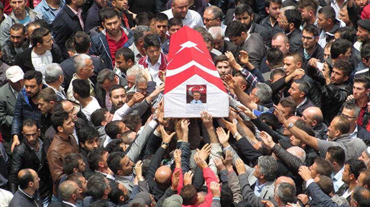 Şehitlere veda! Türkiye'nin dört bir yanından feryatlar yükseldi