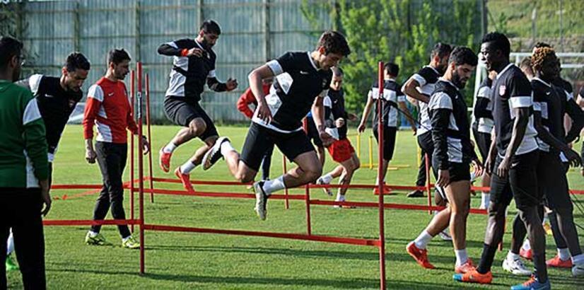 Gaziantepspor, Beşiktaş maçına hazır