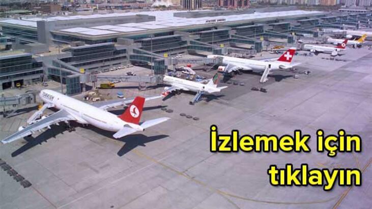 İki uçak arasında 1305 tesadüfü