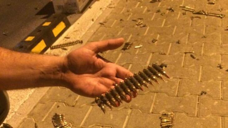 Marmaris'te Erdoğan'ın oteli vuruldu!