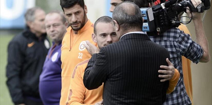 """""""Sneijder hayatımı kurtardı"""""""