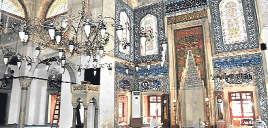 Manisa Da Muradiye Camii Allah A Emanet Ege Haberleri