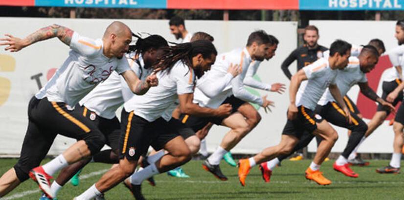 Galatasaray'da kamp kadrosu açıklandı! Tolga Ciğerci...