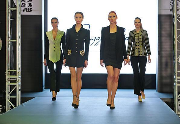 Muzaffer Çaha Bursa Fashion Week Gala defilesinde büyüledi