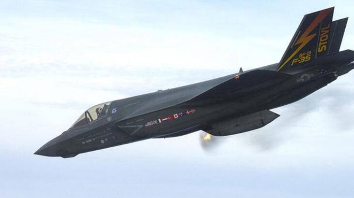 F-35'ler bir yıl içinde geliyor