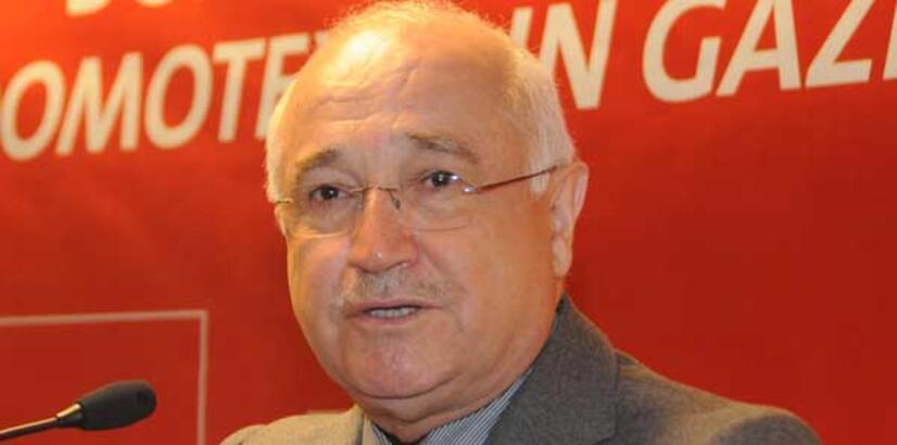 Çiçek'ten Galatasaray'a tebrik telgrafı