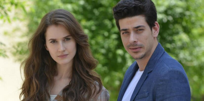 Kalbim Ege'de Kaldı dizisi oyuncuları!