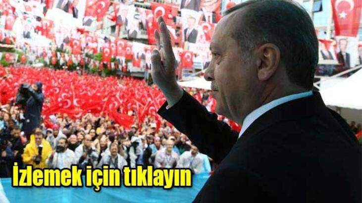 Erdoğan'dan Iğdır mesajları
