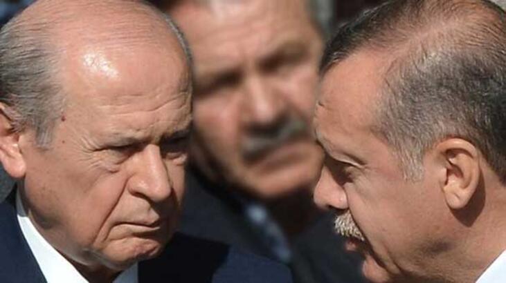 MHP, Erdoğan'a karşı tavrını değiştirdi