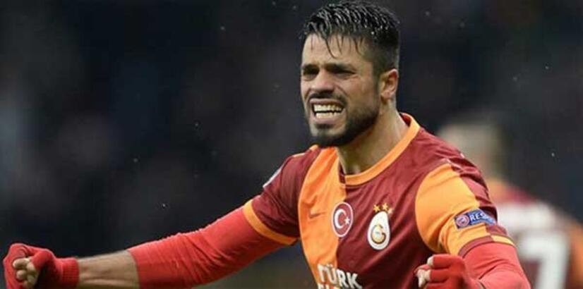 Galatasaray'da Gökhan Zan veda etti