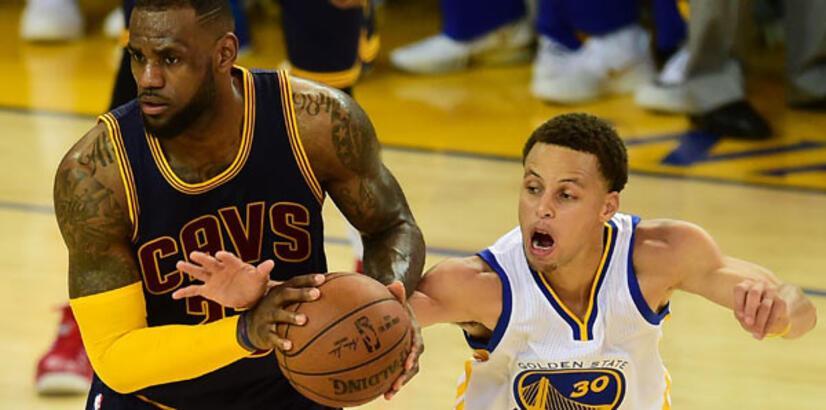LeBron'un 44 sayısı Cleveland'a yetmedi!