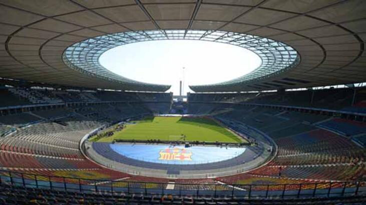 Juventus-Barcelona maçı için geri sayım başladı
