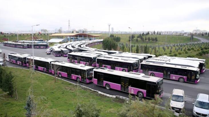 Son dakika… İBB erguvan otobüslere yüzde 100 zam yaptı!