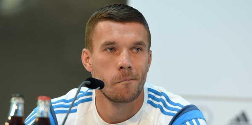 Podolski'den flaş açıklama! Gerekirse...