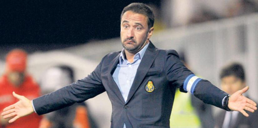 Vitor Pereira imzaya kaldı