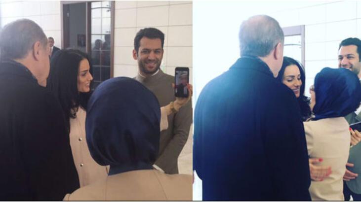 Cumhurbaşkanı Erdoğan, Murat Yıldırım'a kız istedi!