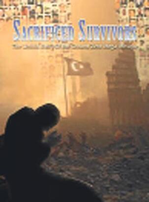 11 Eylül afişinde Türk bayrağı