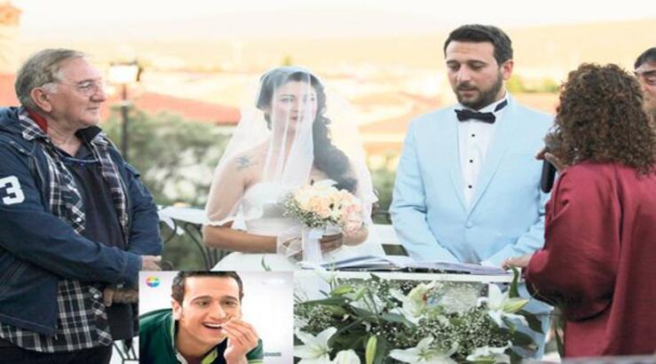 Pis Yedili'nin Orço'su Burak Alkaş, Seçil Kumru ile evlendi!