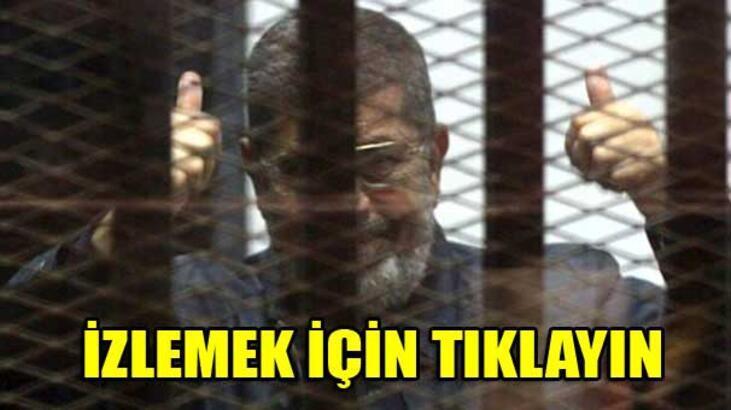 Mursi'ye şok idam cezası