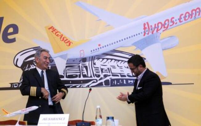 Galatasaray, Pegasus Hava Yolları ile sponsorluk anlaşması imzaladı