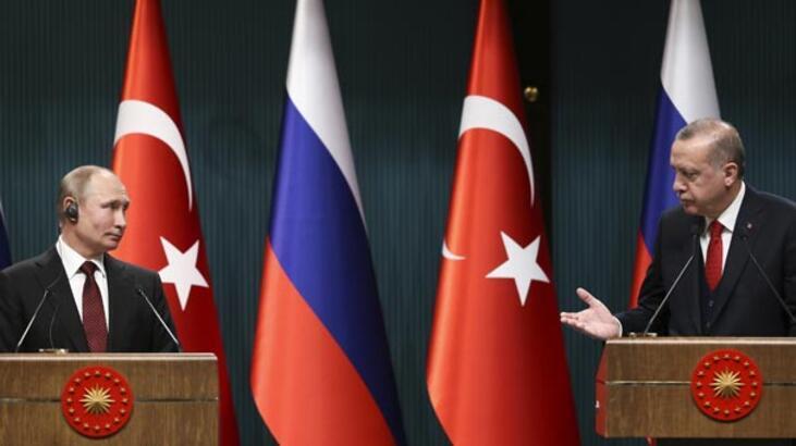 Cumhurbaşkanı Erdoğan ve Putin'den ortak açıklama: Anlaşma tamam, o defter kapandı