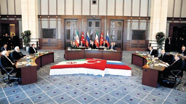 Ankara zirvesinde Suriye mutabakatı