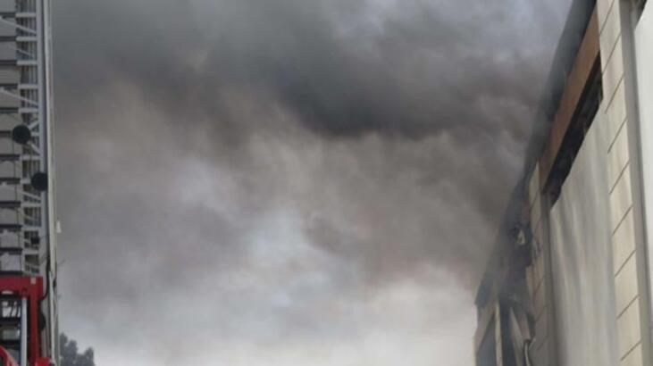 Dudullu'da trafo merkezinde patlama!