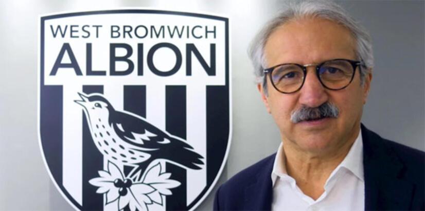 Terraneo'nun yeni takımı West Bromwich Albion