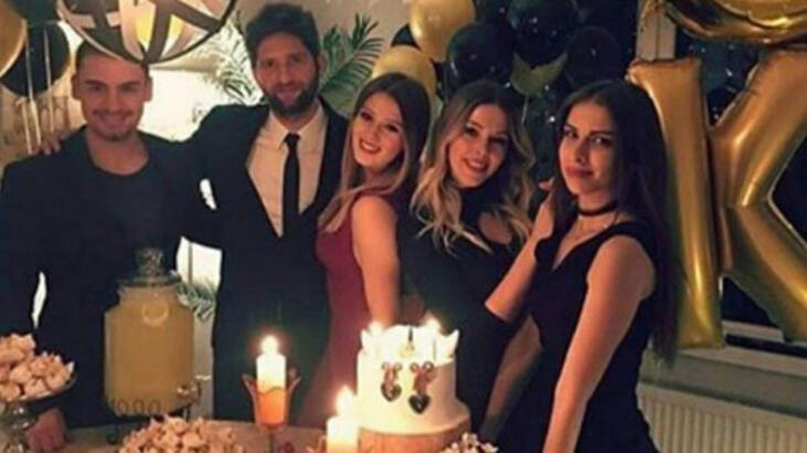 Gizem Karaca sevgilisi Kemal Ekmekçi ile nişanlandı