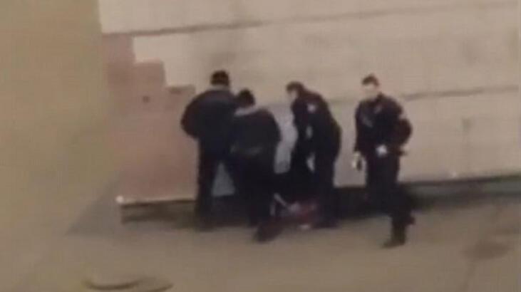 Paris'te copla tecavüz ayaklanması
