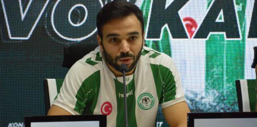 """Volkan Şen: """"Antalyaspor maçı çok kritik"""""""