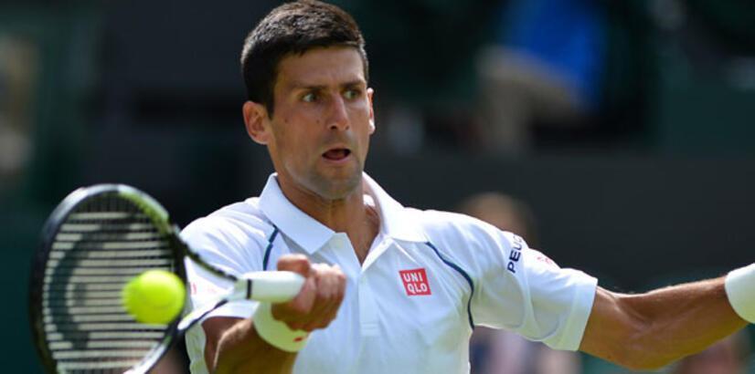 Djokovic ve Serena, Wimbledon'a galibiyetle başladı!