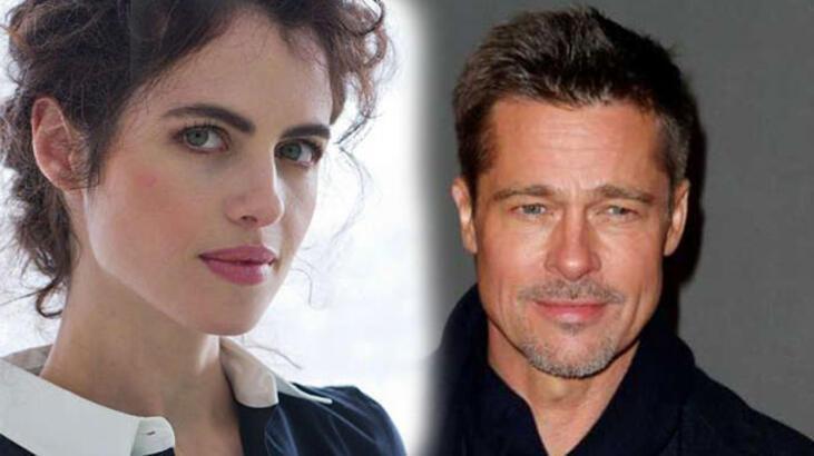 Brad Pitt ve Neri Oxman aşk mı yaşıyor?