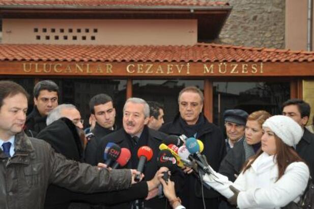 BDP'li vekiller işkence müzesine alınmadı