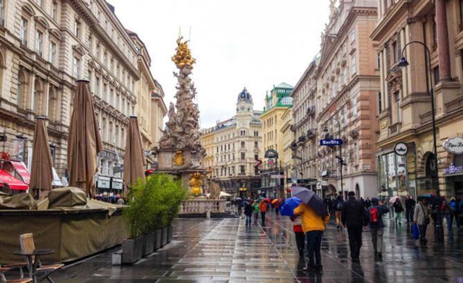 Avrupa'nın kalbi Viyana ve Viyana gezi rehberi