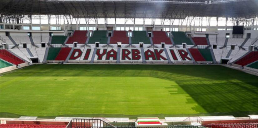 Diyarbakır'daki erteleme maçları cumartesi gün oynanacak