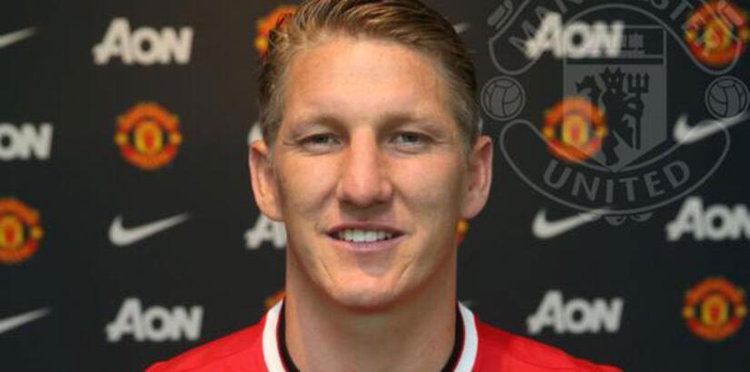 Schweinsteiger, Manchester United'a imzayı attı!
