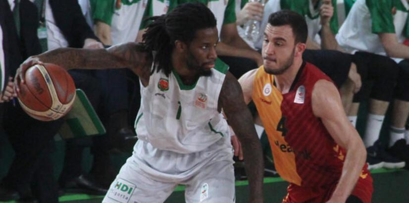 Yeşilgiresun Belediyespor:  97 - Galatasaray Odeabank: 90
