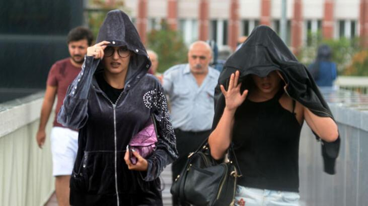 Son dakika... İstanbul'da yağış başladı, dolu görülebilir