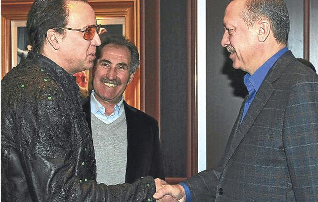 Nicolas Cage'e Başbakan sözü