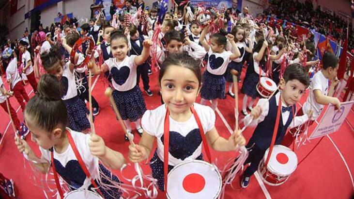 23 Nisan tüm Türkiye'de kutlandı