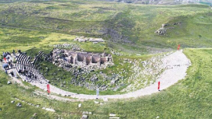 1600 yıllık tiyatro restore edilecek